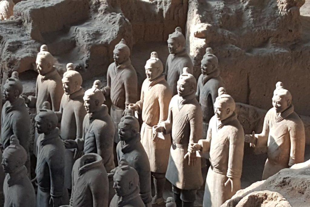 Terrakotta Armee, Xian - Reisetipps China