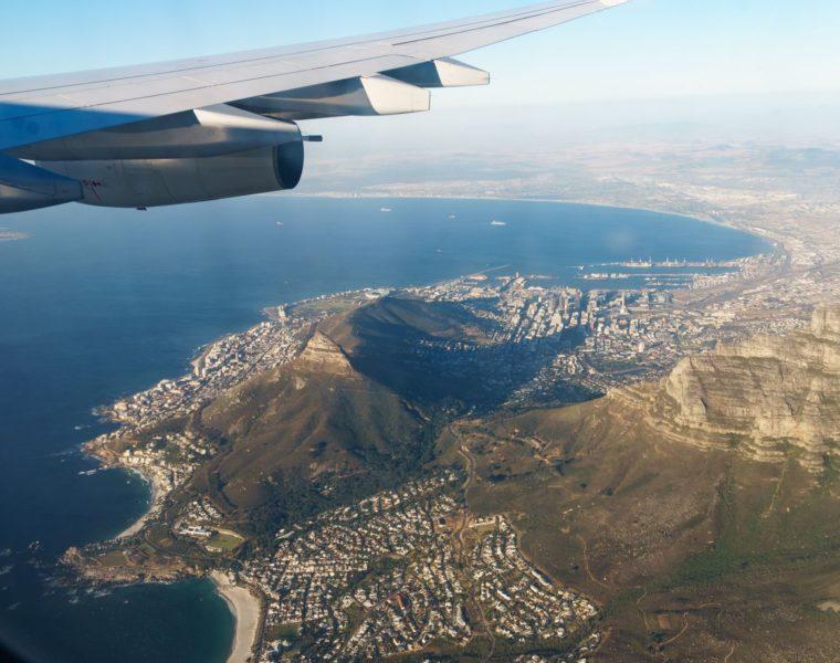 Direktverbindung USA Südafrika