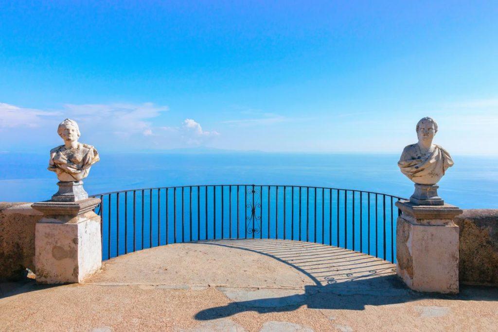 Villa Cimbrone, Ravello, Amalfiküste - Was muss man sehen