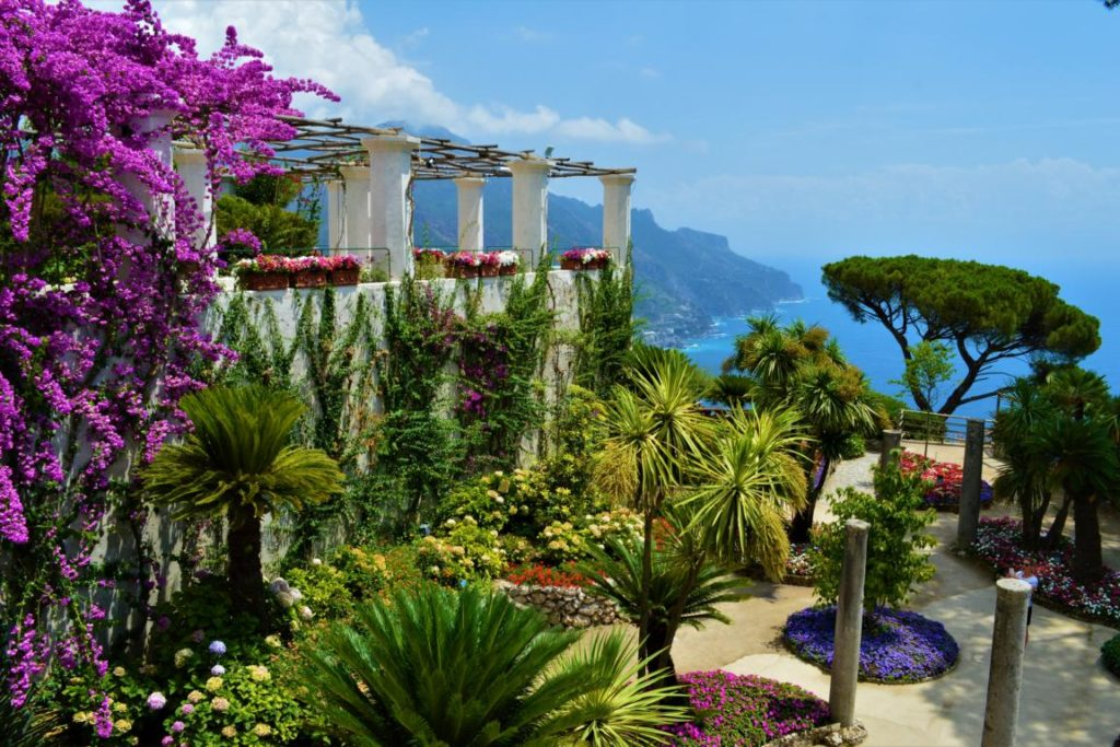 Villa Rufolo, Ravello, Amalfiküste - Was muss man sehen