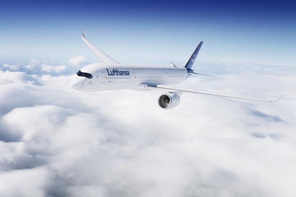 Rendering A350 @Photographer: Jens Görlich / Mo CGI