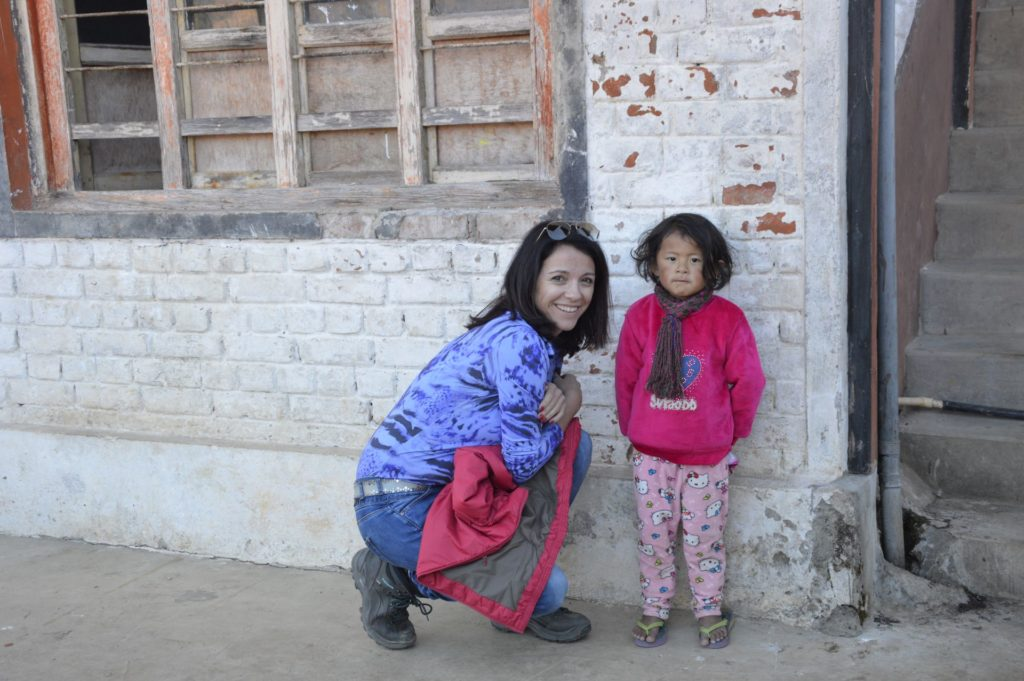 Sandra Jäger unterwegs in Asien, Travelhead des Monats