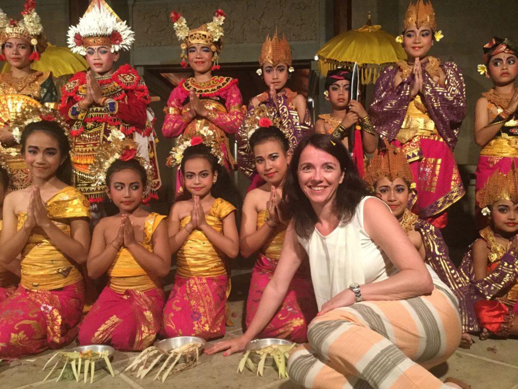 Sandra Jäger in Südostasien