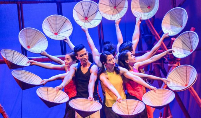 Vietnam Show, GOP Varieté Theater München