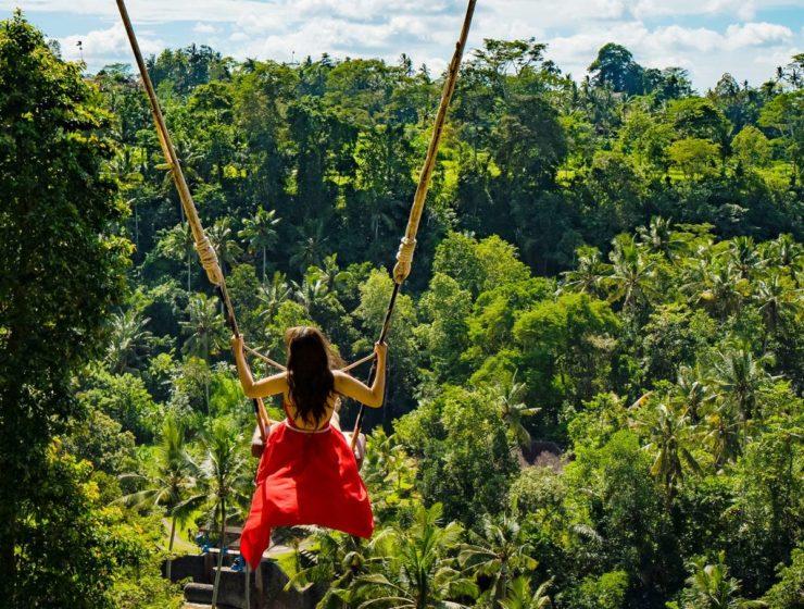 Bali Swing, Indonesien