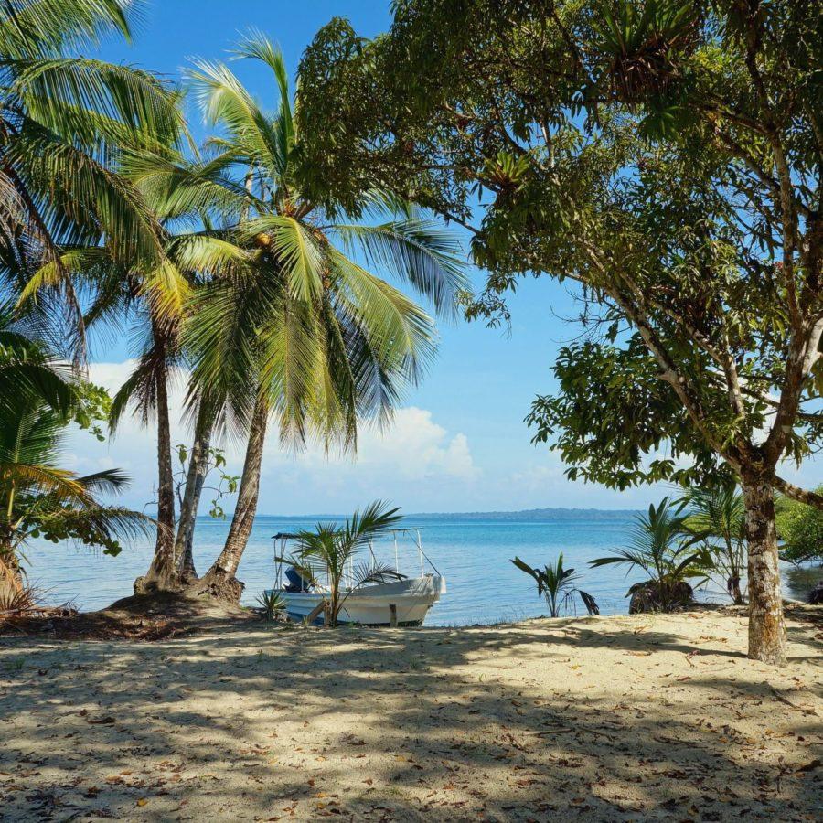 Bocas del Toro, Panama Urlaubsziel