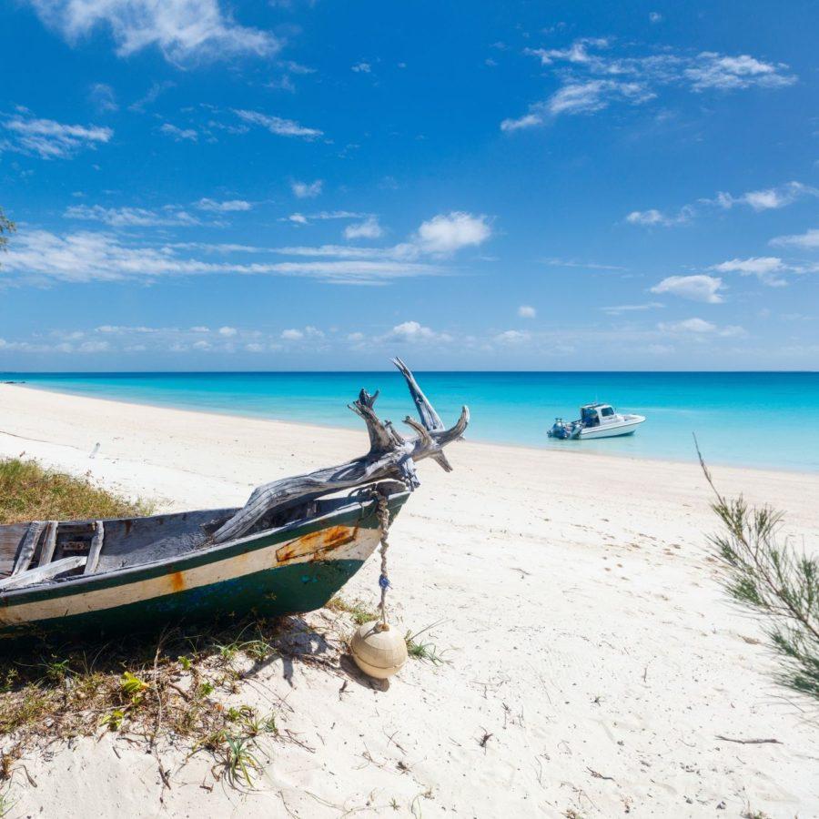 Strand in Mosambik, Reiseziel