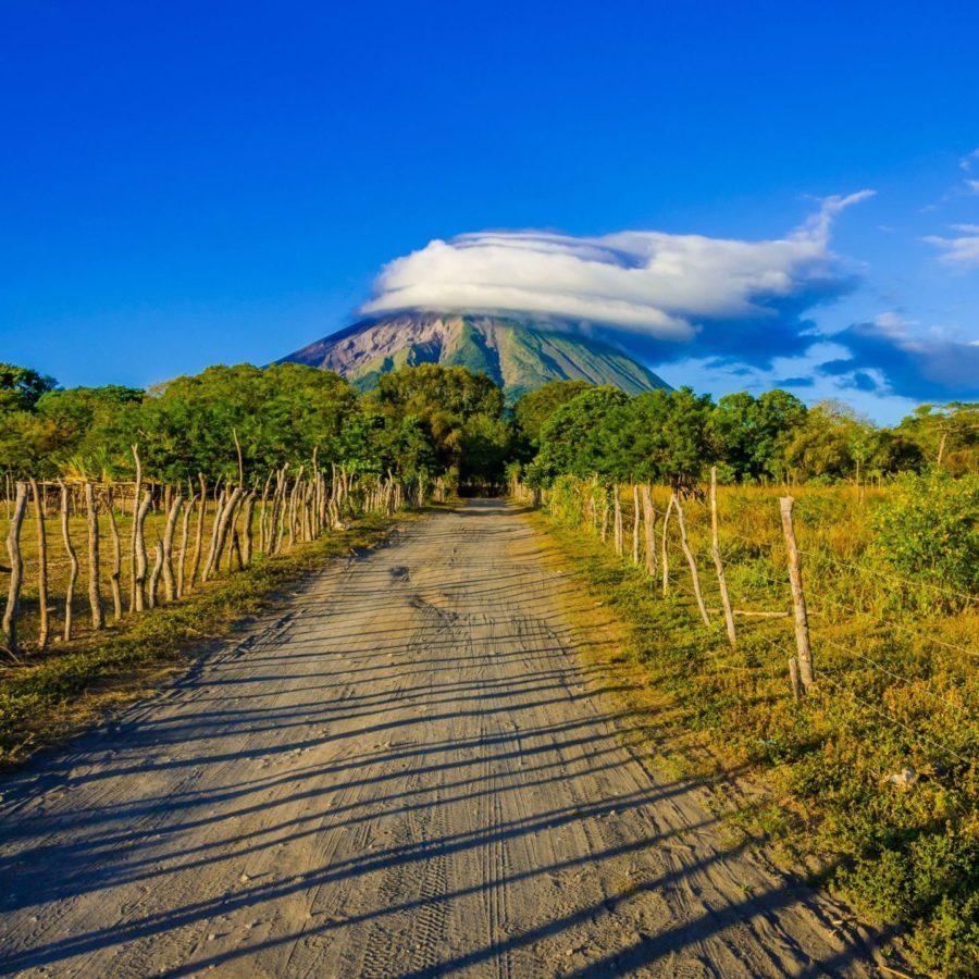 Ometepe Vulkan, Nicaragua Urlaubsziel