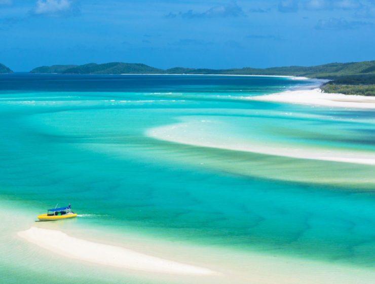 Whitsunday Islands, Australien, Ostküste