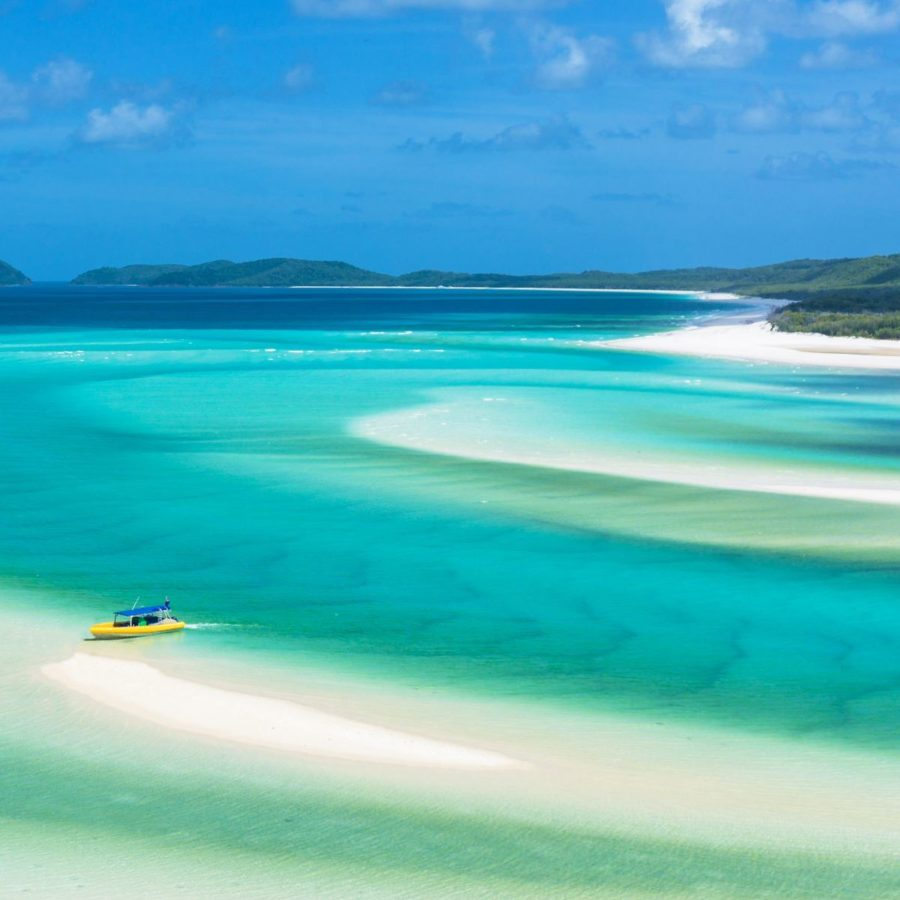 Whitsunday Islands, Australien, Ostküste