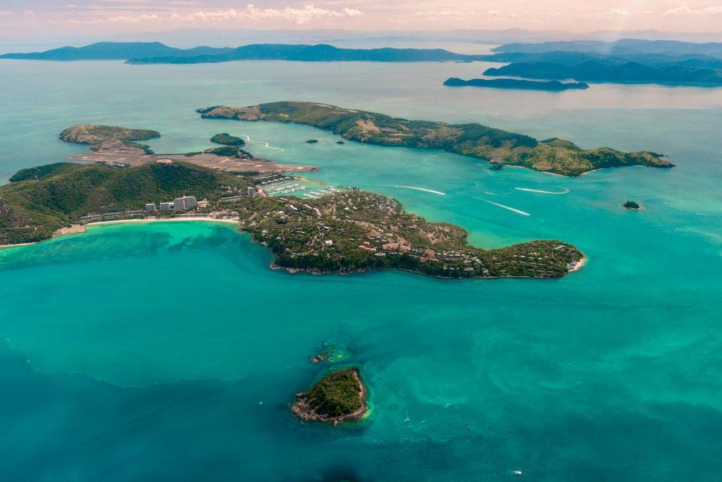 Whitsunday Islands, Australien, Hamilton Islands