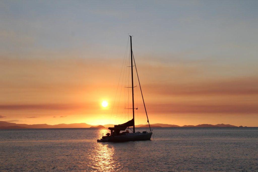 Whitsunday Islands, Australien, Segeln, Yacht