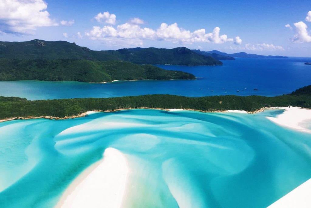 Whitsunday Islands, Australien, Strand