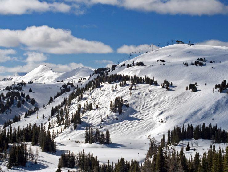 Banff Sunshine Village Ski Resort