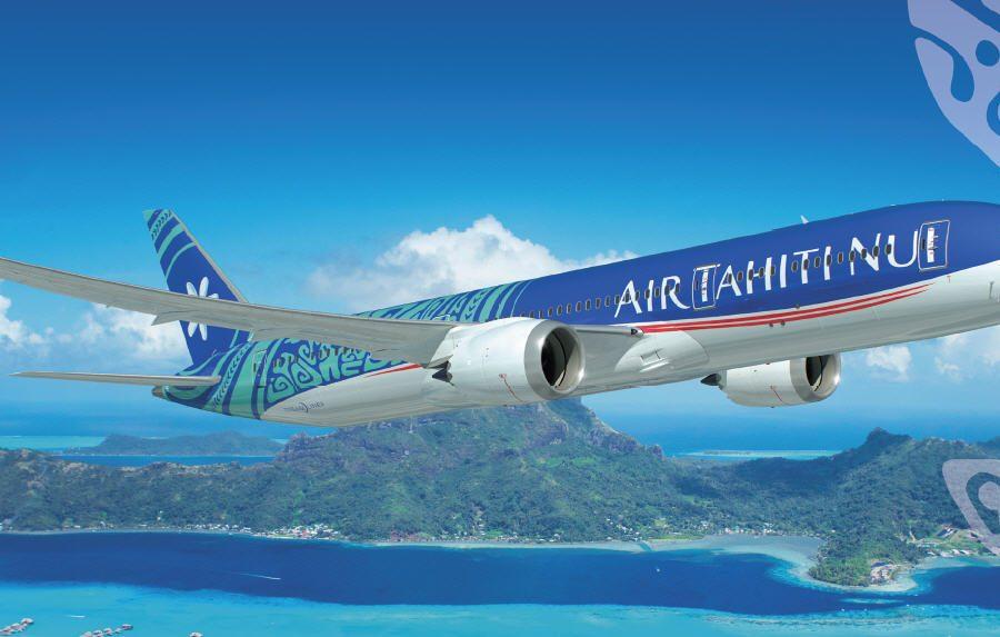 Air Tahiti Nui - Dreamliner