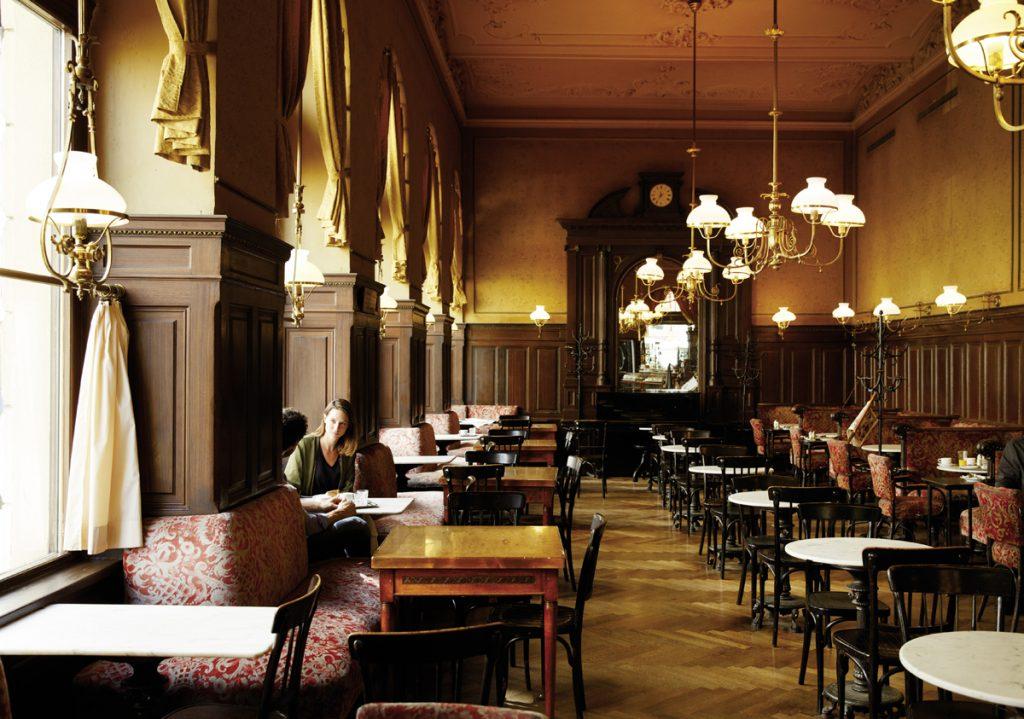 Café Sperl © WienTourismus/Peter Rigaud