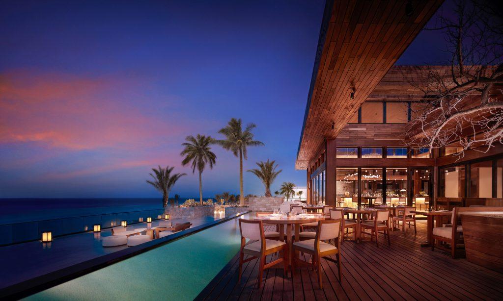 Nobu Hotel Los Cabos - Nobu Terrace