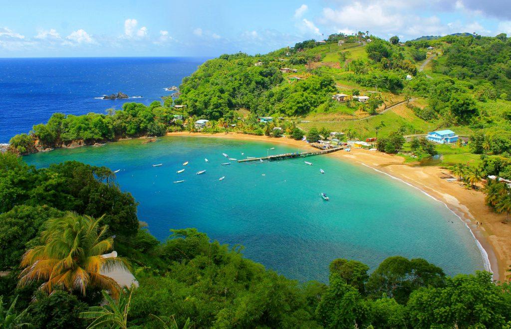 Tobago - Parlatuvier Bay
